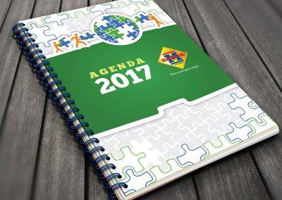 Agenda Escolar Magnum Capa