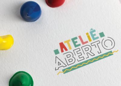 Logo Ateliê Aberto