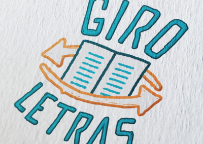Logo Giro Letras