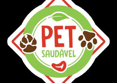 Logo Pet Saudável