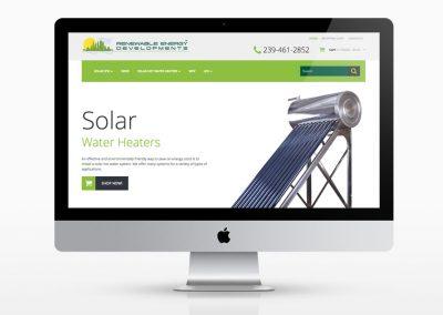 Loja Virtual Renewable Energy Developments