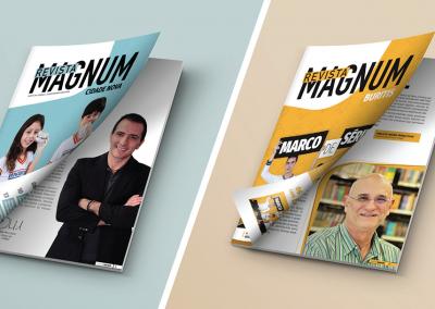 Revista Magnum Capa